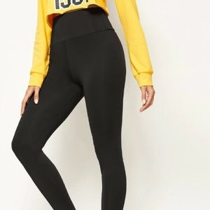 SHEIN Pants - Black High Waisted Leggings